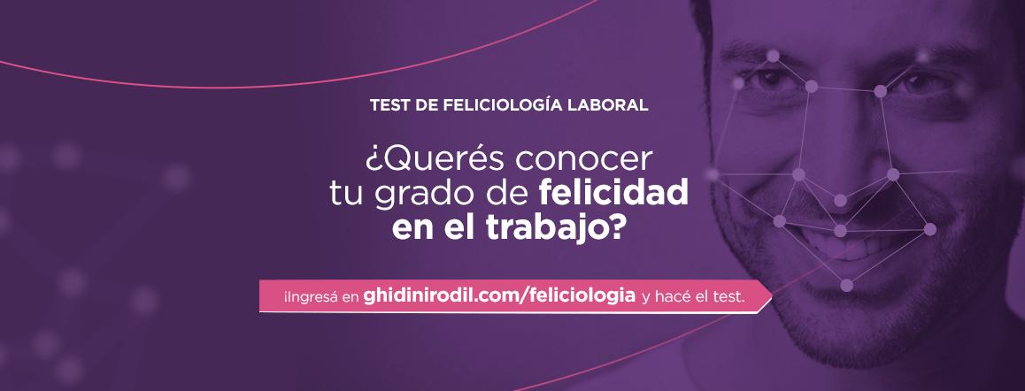 Test de Feliciología Laboral | GhidiniRodil